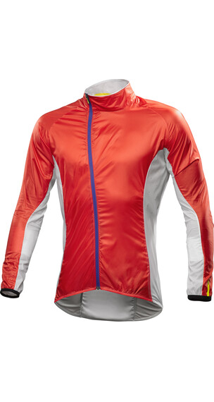 Mavic Cosmic Pro Jacket Men racing red